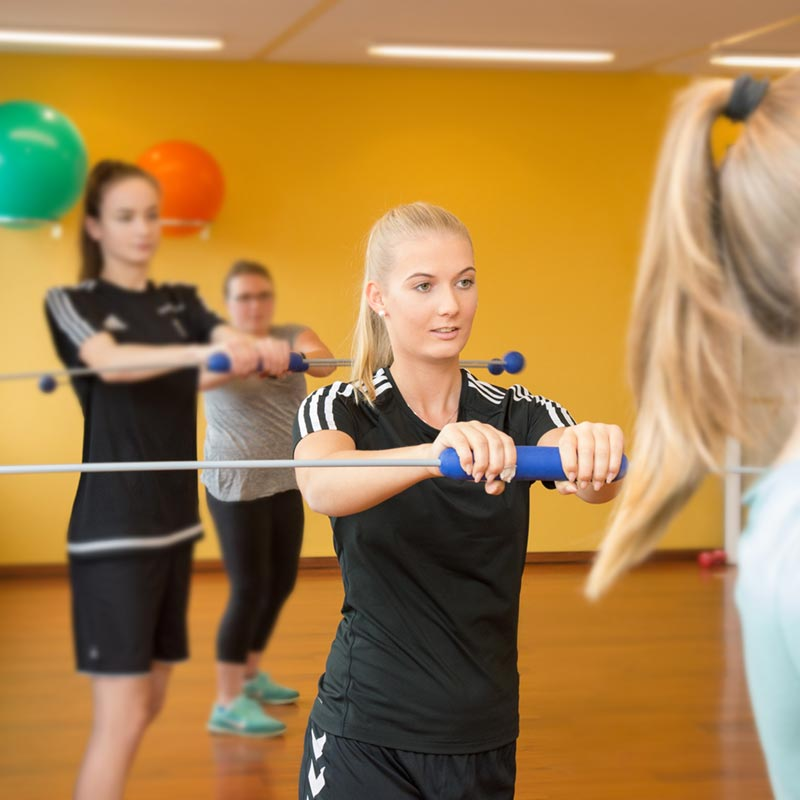 fitnesskurs mölln
